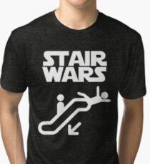 stair wars Tri-blend T-Shirt
