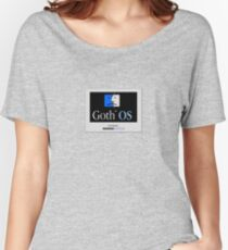 Goth OS (System 8) Women's Relaxed Fit T-Shirt