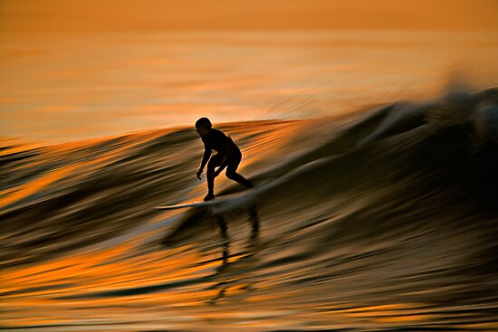 Dawn Patrol by David Orias