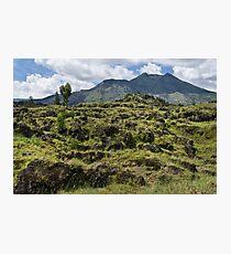 Mount Batur Photographic Print