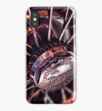 Morgan Wire Wheel iPhone Case/Skin
