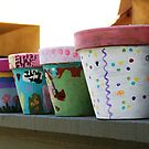 pots by Nicole M. Spaulding