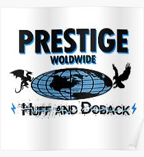 Prestige Worldwide- step brothers Poster
