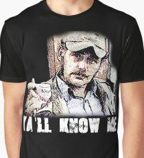 Quint-Kiefer Grafik T-Shirt