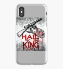 hail to the king baby iPhone Case