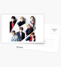 BTS Design Postcards