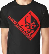 Metal Gear Rising - Desperado Enforcement Graphic T-Shirt