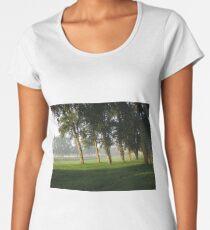 Tranquil summer mist Women's Premium T-Shirt
