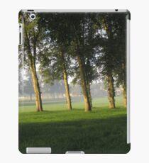 Tranquil summer mist iPad Case/Skin