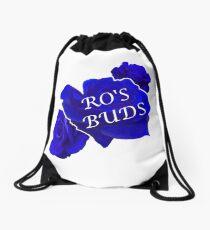 Ro's Buds logo Drawstring Bag