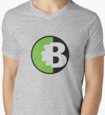 My Creative Bytes Logo Men's V-Neck T-Shirt
