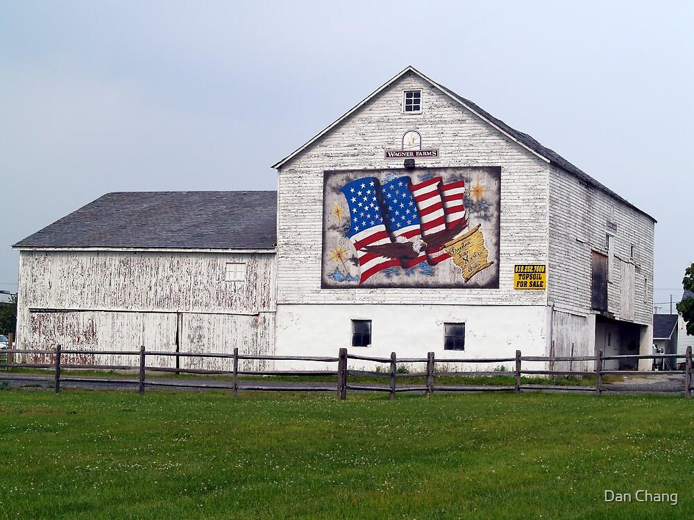 Vanishing Farm - Bethlehem Township PA by Dan Chang