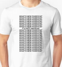 Whats New Pussycat Merchendise T-Shirt