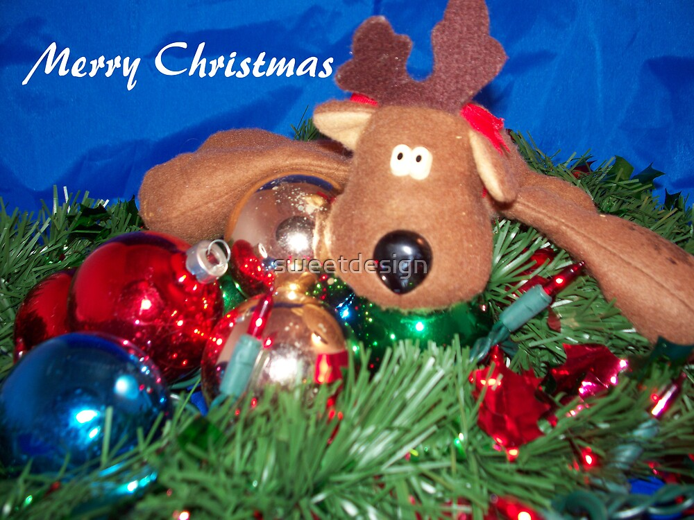 Rodney Says Merry Christmas by sweetdesign