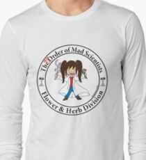The [dis] Order of Mad Scientists Long Sleeve T-Shirt