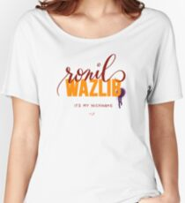 Roonil Wazlib Women's Relaxed Fit T-Shirt