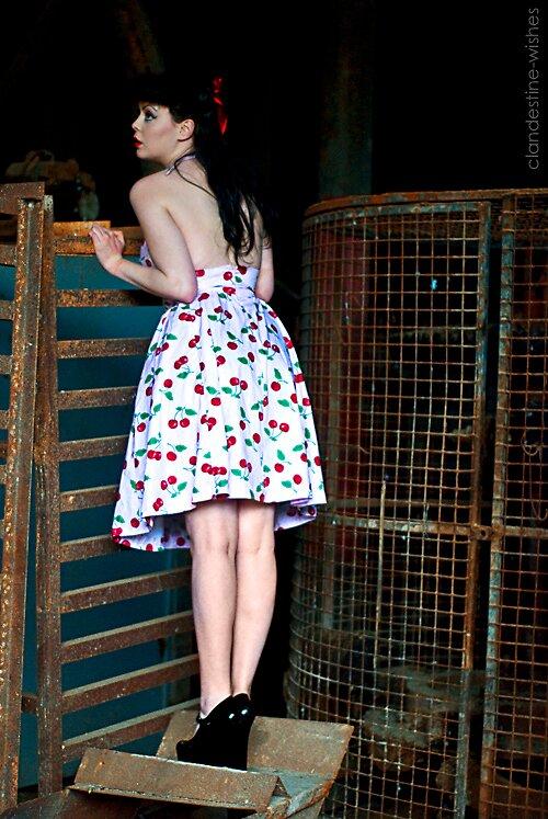 Cherry Darling by EstherJane