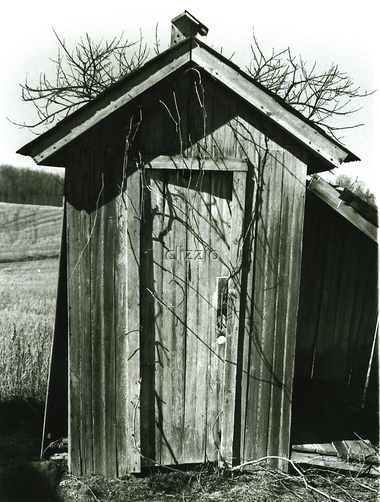 The Outhouse by clizzio