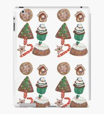 Christmas goodies iPad Case/Skin