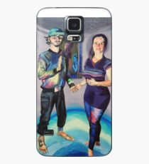Humans in the Visionary Age Case/Skin for Samsung Galaxy
