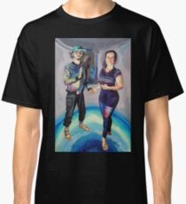 Humans in the Visionary Age Classic T-Shirt