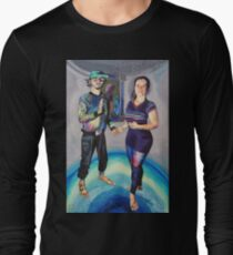 Humans in the Visionary Age Long Sleeve T-Shirt