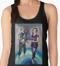 Humans in the Visionary Age Women's Tank Top
