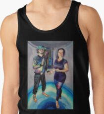 Humans in the Visionary Age Tank Top