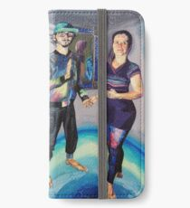 Humans in the Visionary Age iPhone Wallet/Case/Skin