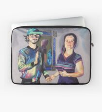 Humans in the Visionary Age Laptop Sleeve