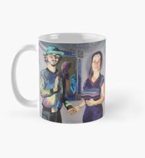 Humans in the Visionary Age Mug