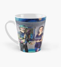 Humans in the Visionary Age Tall Mug