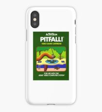Pitfall 2600 Cover Merchandise iPhone Case/Skin