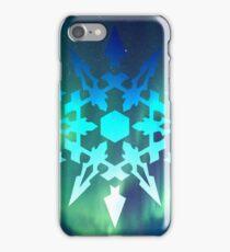 Aurora Weiss Logo iPhone Case/Skin