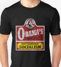 Vintage Obamas Old Fashioned Socialism T-Shirt