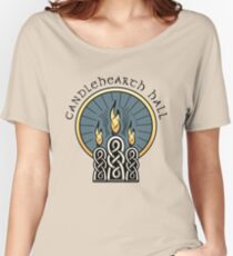 Candlehearth Hall Women's Relaxed Fit T-Shirt