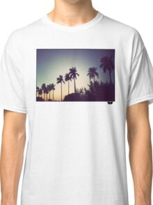 florida palms Classic T-Shirt