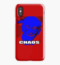DOOM PAUL Chaos Ron Paul iPhone Case