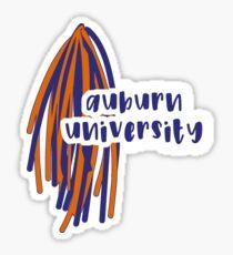 Auburn University Shaker Sticker