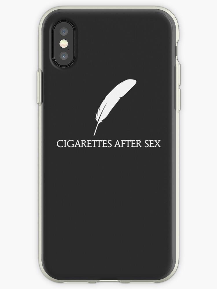 coque iphone xs cigarette