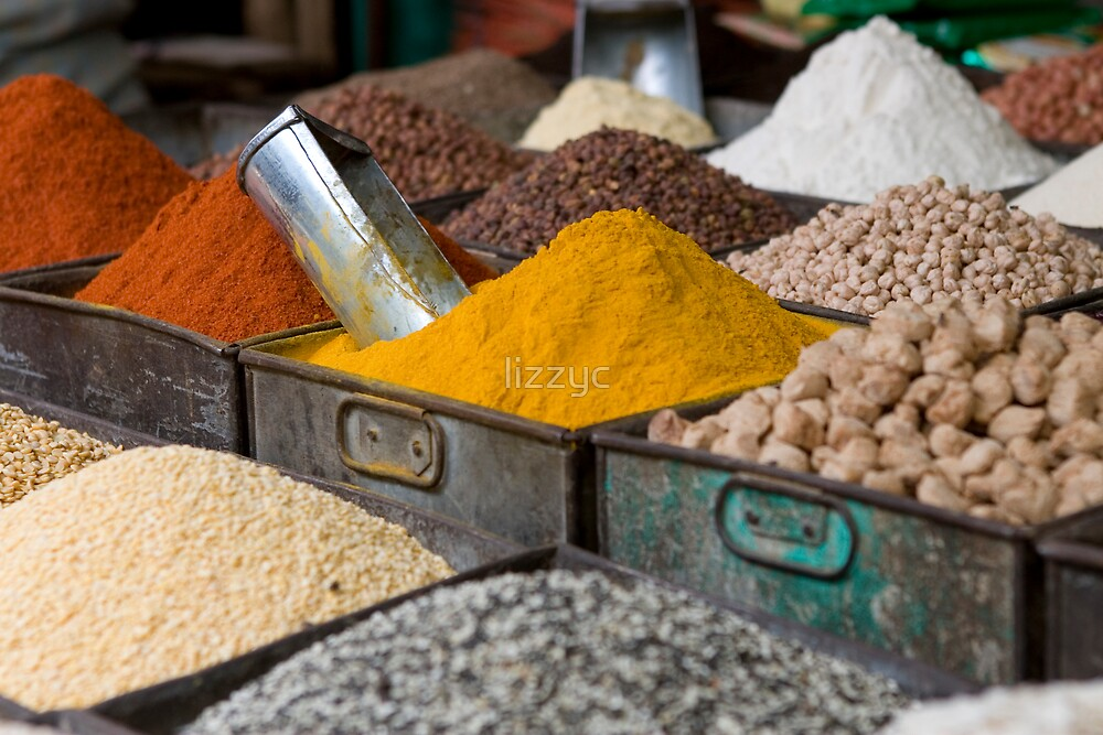 spices by lizzyc