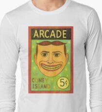 Arcade at Coney Island Long Sleeve T-Shirt