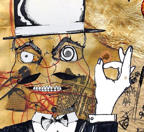 psycho'sis by Alex  Buchanan