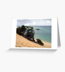 Tangalooma Wrecks Greeting Card