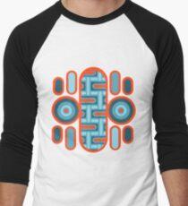 charged Men's Baseball ¾ T-Shirt