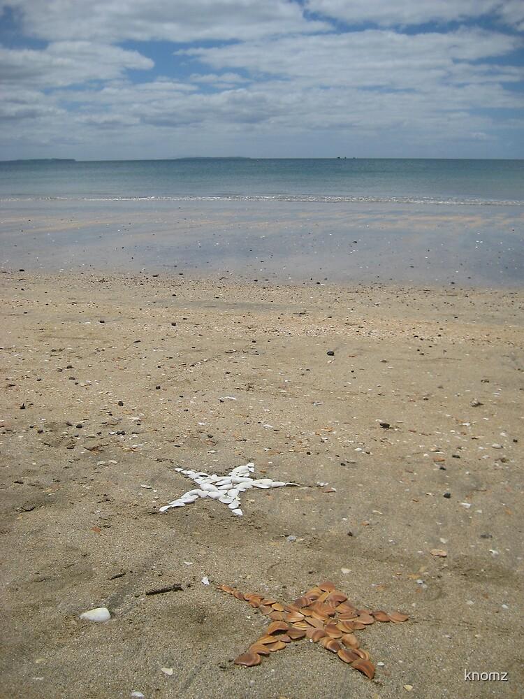 Beach stars by knomz