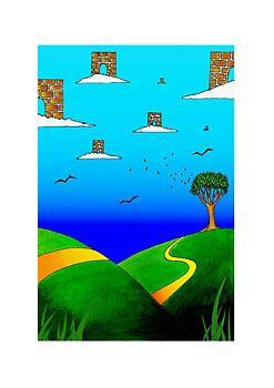 The Seven Gates by Alex  Buchanan