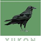 Yukon - Common Raven by grainnedowney
