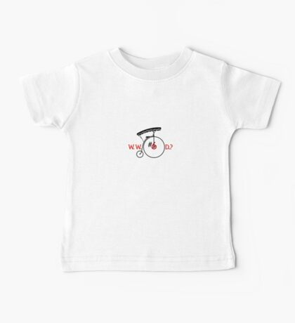 What Would Number Six Do? (light) Kids Clothes