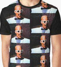 Max Headroom Graphic T-Shirt